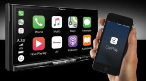 Apple carplay laten inbouwen