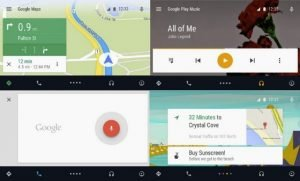 android auto overzicht