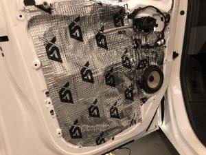 Deuren dempen van Peugeot