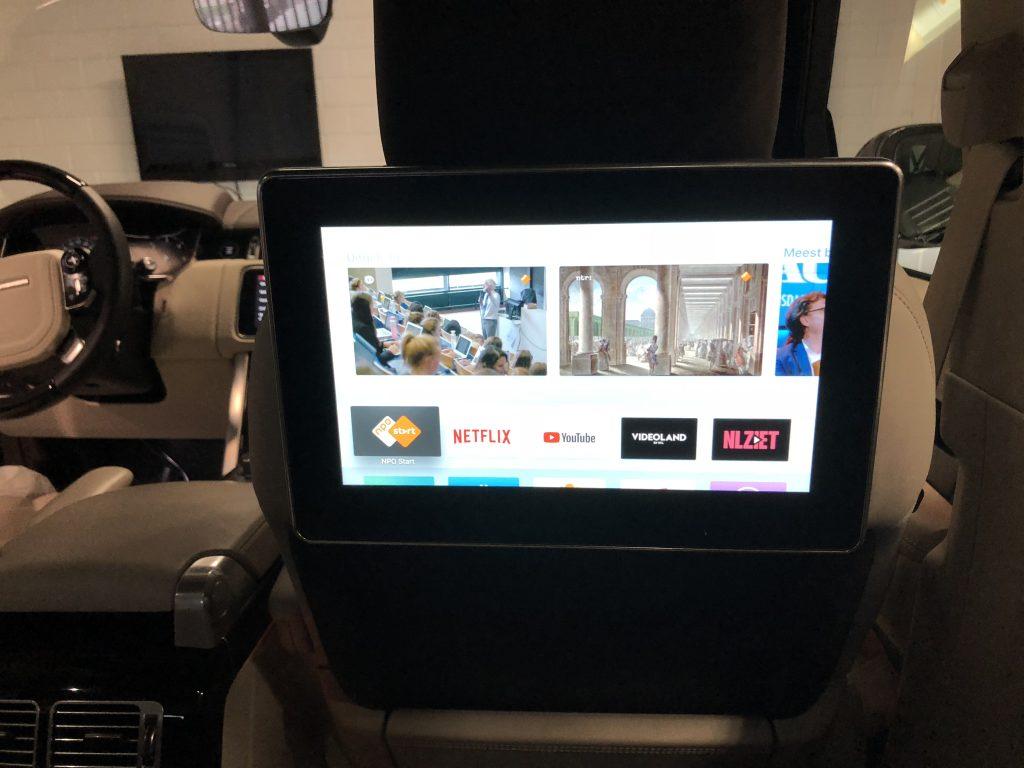 Ziggo Tv kijken in je auto